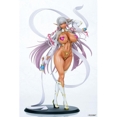 Statuette Youkoso! Sukebe Elf no Mori e Evelyn Celebrian White Version 33cm