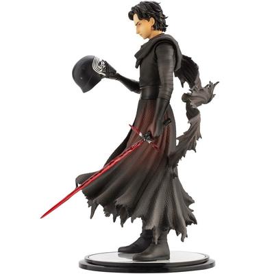 Statuette Star Wars Episode VII ARTFX Kylo Ren Cloaked in Shadows 28cm
