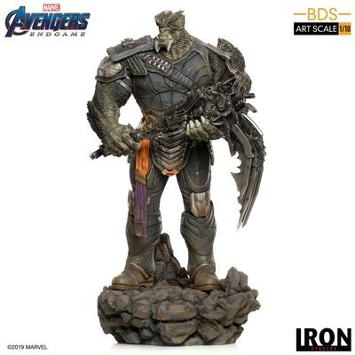 Statuette Avengers Endgame BDS Art Scale Cull Obsidian Black Order 36cm