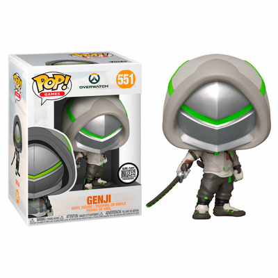 Figurine Overwatch Funko POP! Genji 9cm
