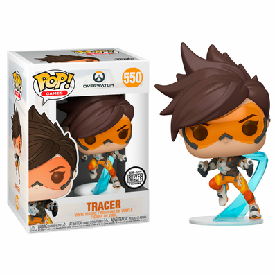 Figurine Overwatch Funko POP! Tracer 9cm