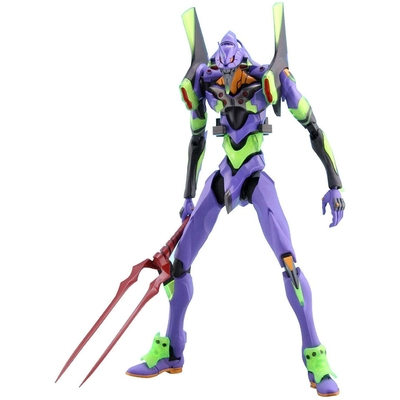 Figurine Rebuild of Evangelion Riobot Evangelion Unit-01 EVA GLOBAL Exclusive 17cm
