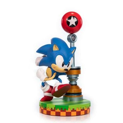 Statuette Sonic the Hedgehog Sonic 28cm