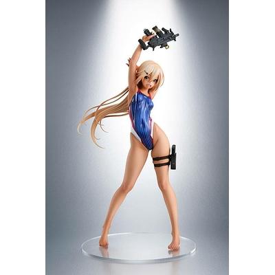 Statuette Arms Note Kouhai-chan of the Swim Team 29cm