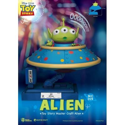 Statuette Toy Story Master Craft Alien 26cm