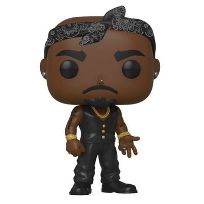 Figurine Rocks Funko POP! Tupac 9cm