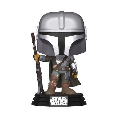 Figurine Star Wars The Mandalorian Funko POP! The Mandalorian 9cm