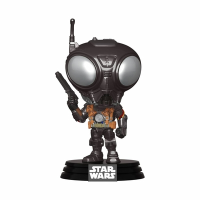 Figurine Star Wars The Mandalorian Funko POP! Q9-Zero 9cm
