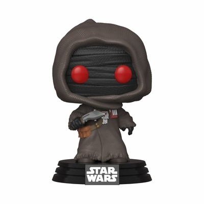 Figurine Star Wars The Mandalorian Funko POP! Offworld Jawa 9cm