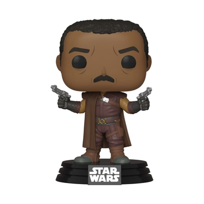 Figurine Star Wars The Mandalorian Funko POP! Greef Karga 9cm