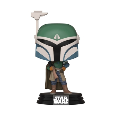 Figurine Star Wars The Mandalorian Funko POP! Covert Mandalorian 9cm