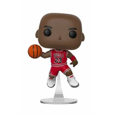 Figurine NBA Funko POP! Michael Jordan Bulls 9cm