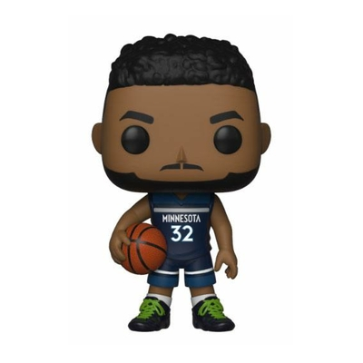 Figurine NBA Funko POP! Karl-Anthony Towns Timberwolves 9cm