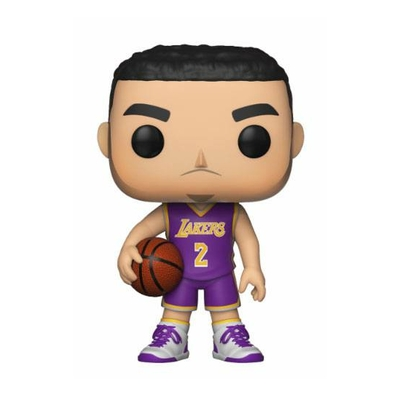 Figurine NBA Funko POP! Lonzo Ball Lakers 9cm