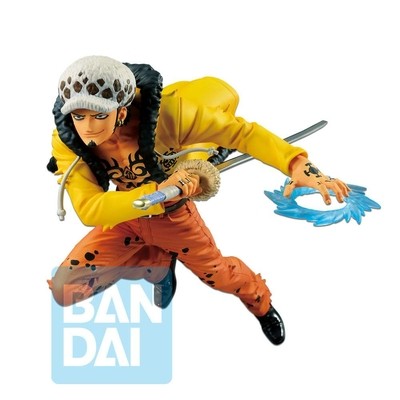 Statuette One Piece Ichibansho Great Banquet Trafalgar D. Water Law 14cm
