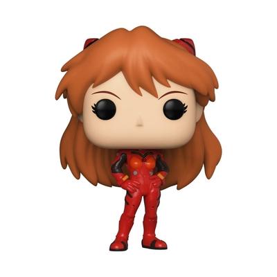 Figurine Evangelion Funko POP! Asuka Langly Soryu 9cm