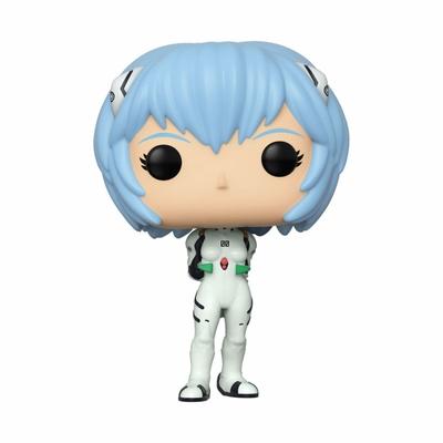 Figurine Evangelion Funko POP! Rei Ayanami 9cm