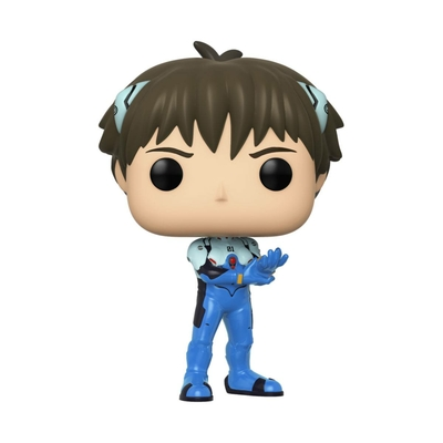 Figurine Evangelion Funko POP! Shinji Ikari 9cm