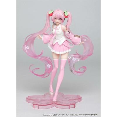 Statuette Vocaloid Hatsune Miku Sakura Miku 18cm
