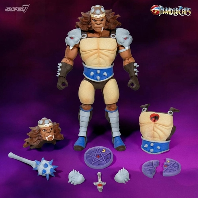 Figurine Thundercats Wave 2 Ultimates Grune The Destroyer 18cm