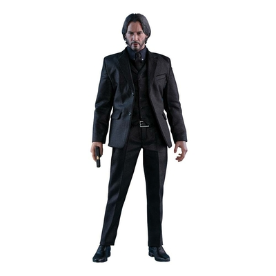 Figurine John Wick Chapitre 2 Movie Masterpiece John Wick 31cm