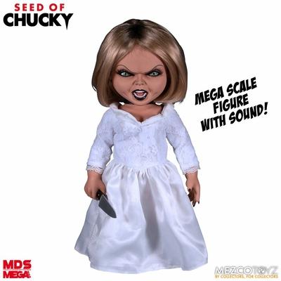 Figurine parlante Le Fils de Chucky MDS Mega Scale Tiffany 38cm