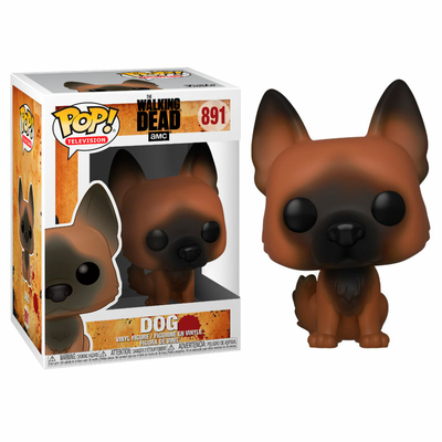 Figurine The Walking Dead Funko POP! Dog 9cm