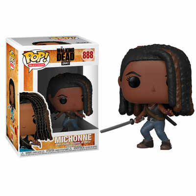 Figurine The Walking Dead Funko POP! Michonne 9cm