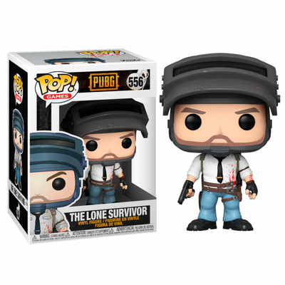 Figurine Playerunknown's Battlegrounds PUBG Funko POP! The Lone Survivor 9cm