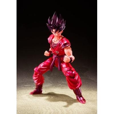 Figurine Dragon Ball Z S.H. Figuarts Son Goku Kaioken 14cm