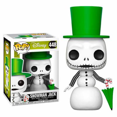 Figurine L´étrange Noël de Mr. Jack Funko POP! Snowman Jack 9cm