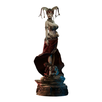 Figurine Court of the Dead Gethsemoni The Dead Queen 30cm