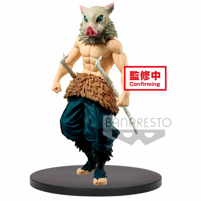 Statuette Demon Slayer Kimetsu no Yaiba Inosuke Hashibira 15cm