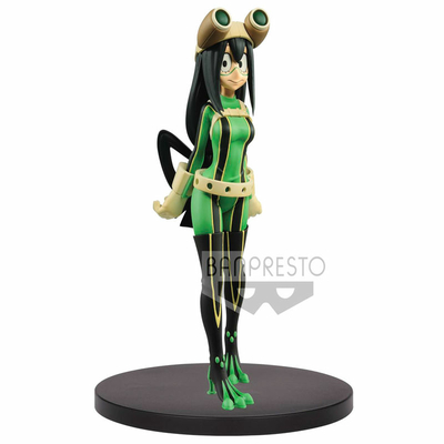 Statuette My Hero Academia Age of Heroes Tsuyu Asui 15cm