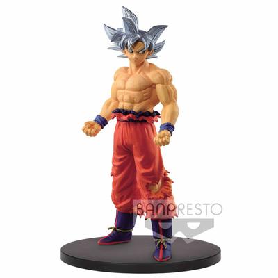 Statuette Dragon Ball Super Creator X Creator Son Goku Ultra Instinct Ver. B 19cm