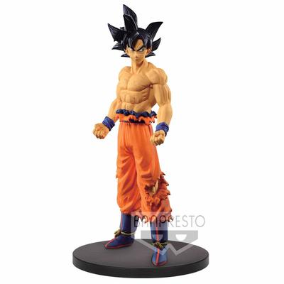 Statuette Dragon Ball Super Creator X Creator Son Goku Ultra Instinct Ver. A 19cm