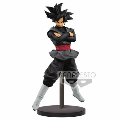 Statuette Dragon Ball Super Chosenshiretsuden Goku Black 17cm