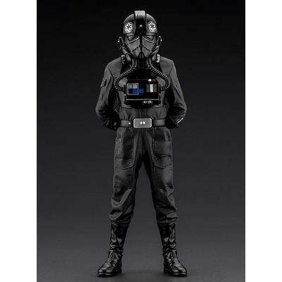 Statuette Star Wars Episode IV ARTFX+ Tie Fighter Pilot 18cm