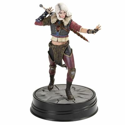 Statuette Witcher 3 Wild Hunt Ciri (2nd Edition) 20cm
