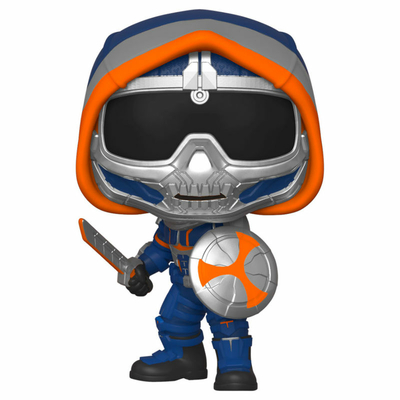 Figurine Black Widow Funko POP! Marvel Taskmaster with Shield 9cm