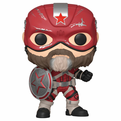 Figurine Black Widow Funko POP! Marvel Red Guardian 9cm