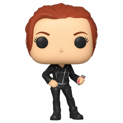 Figurine Black Widow Funko POP! Marvel Black Widow Street 9cm