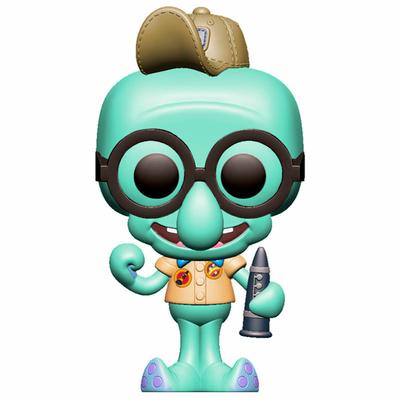 Figurine Bob l´éponge Funko POP! Squidward Camping Gear 9cm