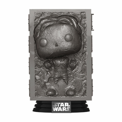 Figurine Star Wars Funko POP! Han in Carbonite Empire Strikes Back 40th Anniversary 9cm