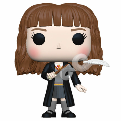 Figurine Harry Potter Funko POP! Hermione with Feather 9cm