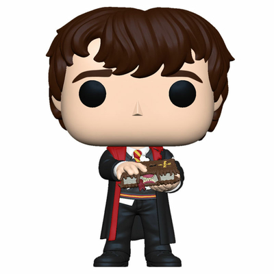Figurine Harry Potter Funko POP! Neville with Monster Book 9cm