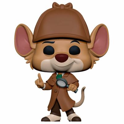 Figurine Basil, détective privé Funko POP! Disney Basil 9cm
