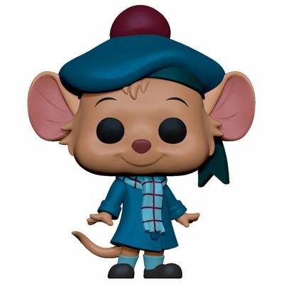 Figurine Basil, détective privé Funko POP! Disney Olivia 9cm
