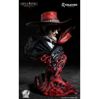 Buste Hellsing Ultimate Alucard 16cm