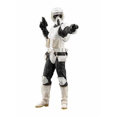 Statuette Star Wars Episode VI ARTFX+ Scout Trooper 18cm